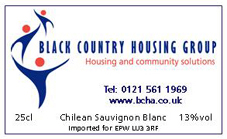Housing association label